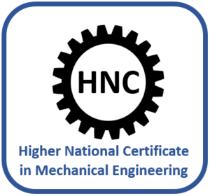 Distance Learning HNC in Mechanical Engineering