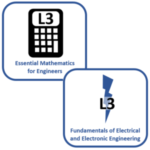 Level 3 Essential Mathematics for Engineers (Maths Bridging