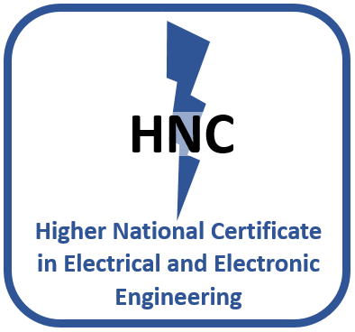Distance Learning HNC in Electrical Electronic Engineering